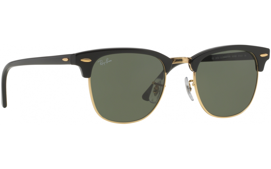 ray ban clubmaster red  Ray-Ban Clubmaster RB3016 W0365 49 Sunglasses - Free Shipping ...