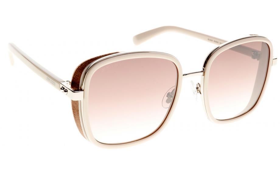 eae8713d5f4 Jimmy Choo ELVA S 8UO 54NQ Sunglasses - Free Shipping