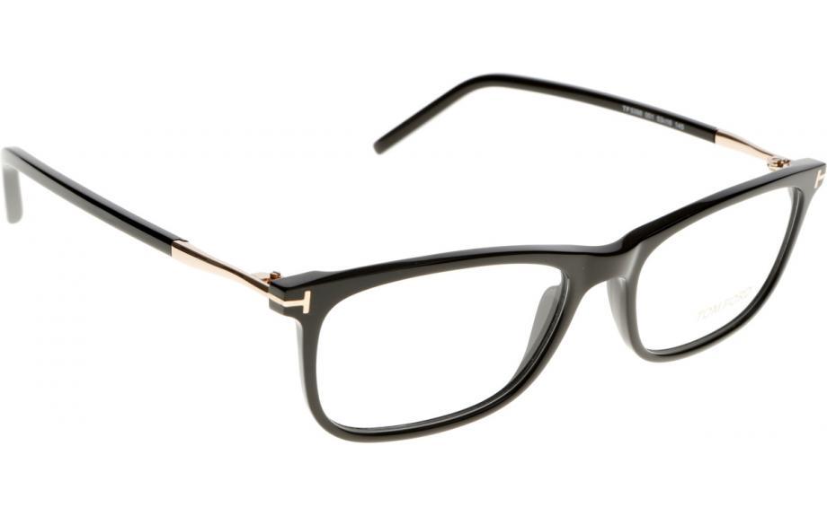 6f2ed3bc540e Tom Ford FT5398 001 53 Glasses - Free Shipping