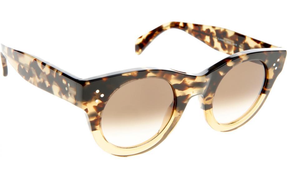 f06c6e6276360 Celine Alia CL41425 S VNN 44 Sunglasses - Free Shipping