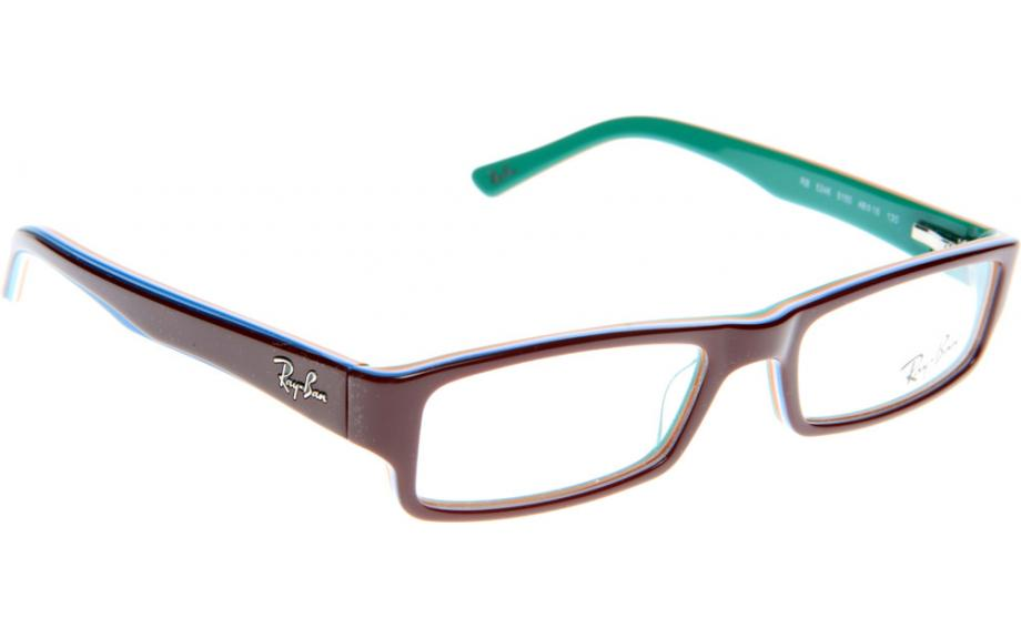 1312a9bb8d4 Ray-Ban RX5246 5150 4816 Glasses - Free Shipping